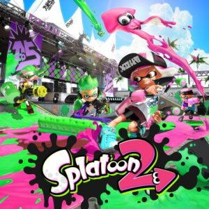 Nintendo eShop Sale Splatoon 2