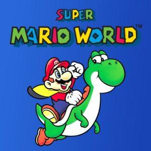 Nintendo eShop Sale Super Mario World