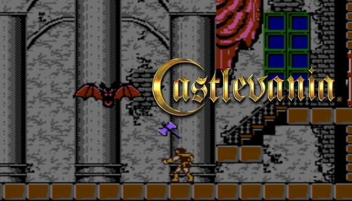 NoA: 'Classic Castlevania games are resurrected on Nintendo's Virtual Console service'