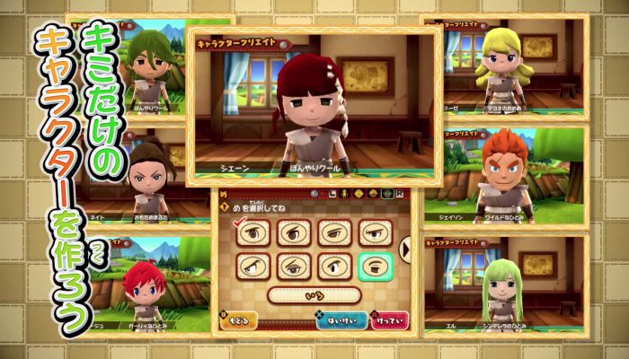 Snack World: Trejarers – Japanese Gameplay Trailer