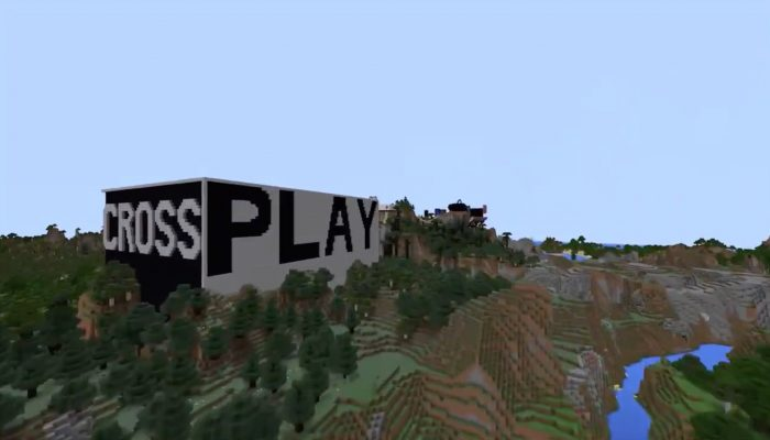 Crossplay is coming to Minecraft Nintendo Switch Edition