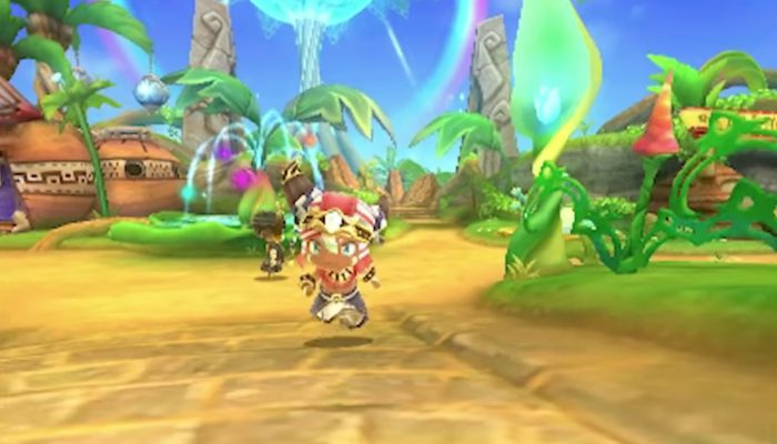Ever Oasis – Japanese Overview Trailer