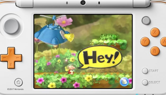 Hey! Pikmin – Japanese Commercial