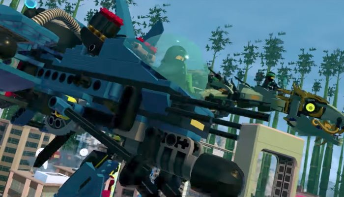 The LEGO Ninjago Movie Video Game – Announcement Trailer