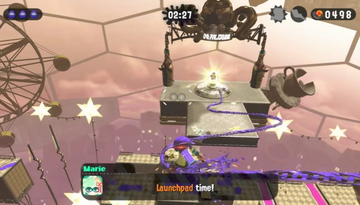 NoE: 'Update from the Squid Research Lab: Mr Nogami demonstrates Hero Mode!'