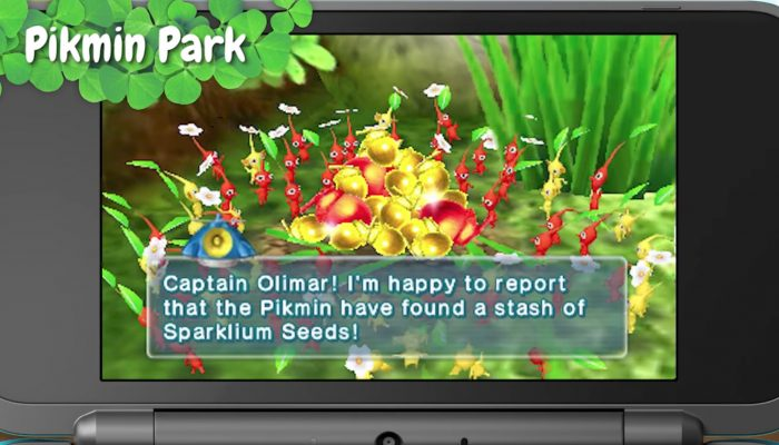 Hey! Pikmin – Lift-Off Trailer