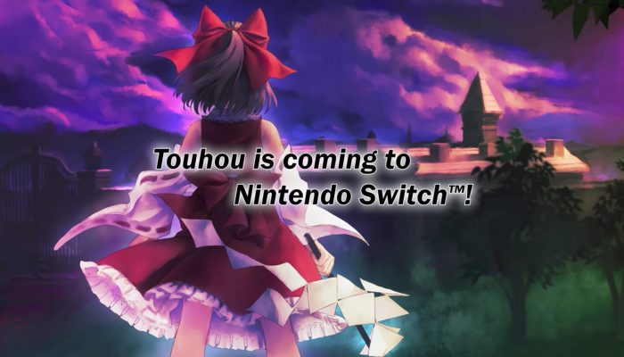 Touhou Kobuto V: Burst Battle – Versus Trailer