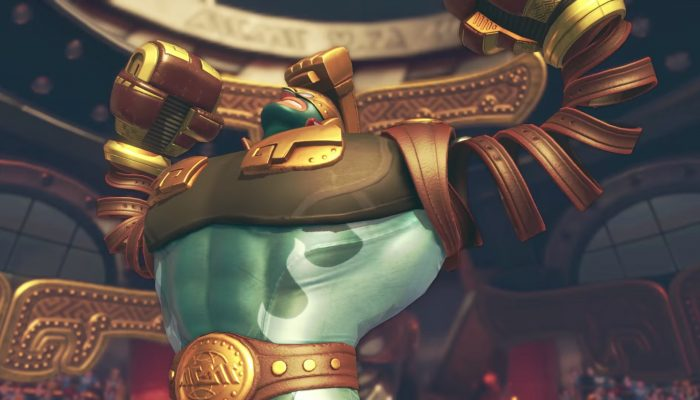 Arms – Max Brass Character Trailer
