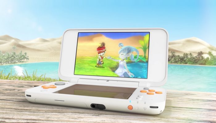 Ever Oasis – Japanese Commercials