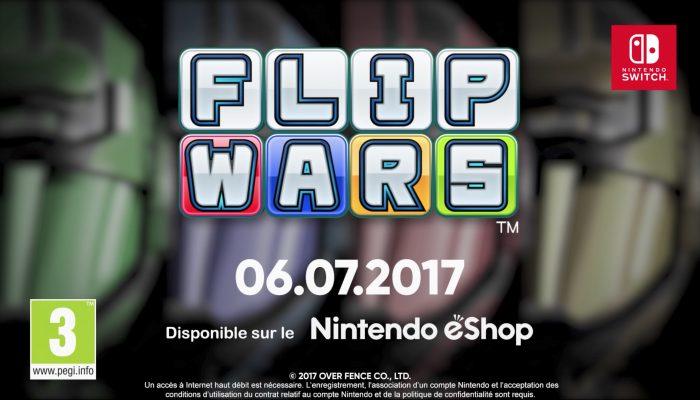 Flip Wars – Bande-annonce officielle