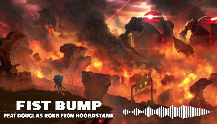 "Sonic Forces – Main Theme ""Fist Bump"" (with Vocals)"
