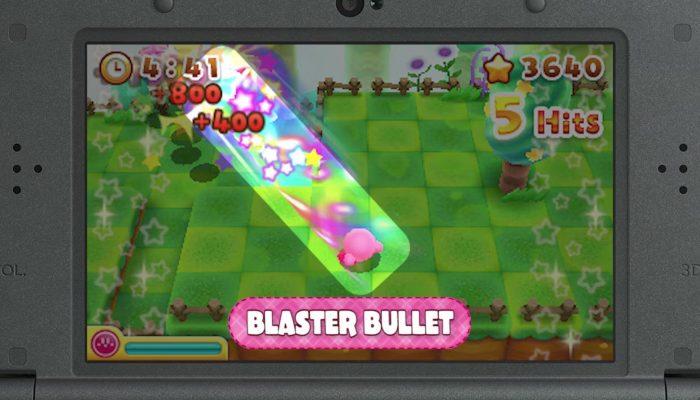 Kirby's Blowout Blast – Launch Trailer