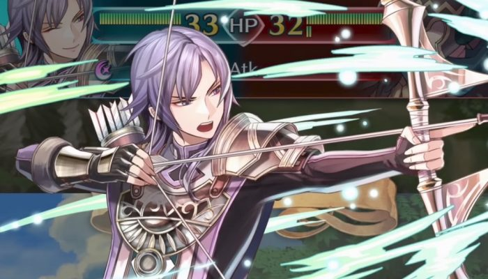 Fire Emblem Heroes – New Heroes (Celica's Army) Trailer