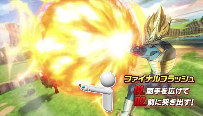 Dragon Ball Xenoverse 2 – Japanese Nintendo Switch Trailer