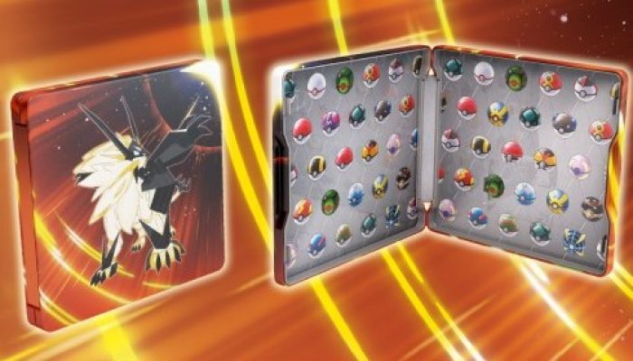 NoE: 'Special editions of Pokémon Ultra Sun and Pokémon Ultra Moon announced!'