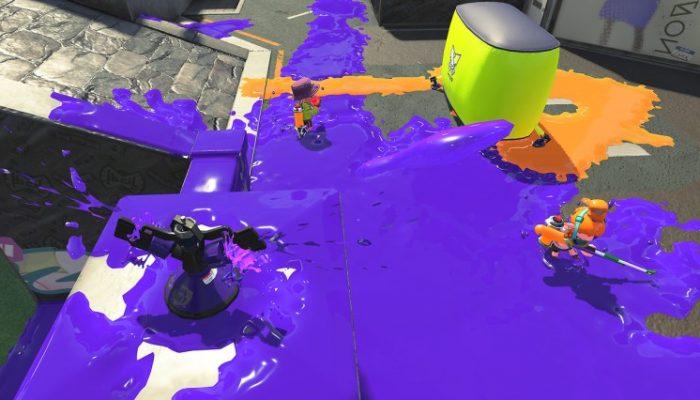 Nintendo France : 'Nouveau rapport du laboratoire de recherche sur les calamars: régalez-vous les yeux avec les armes secondaires de Splatoon2'