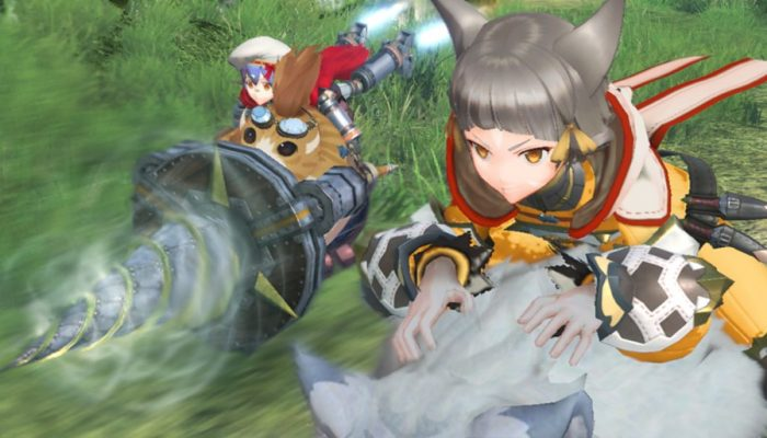 NoE: 'Get up to speed on Xenoblade Chronicles 2's world and combat!'