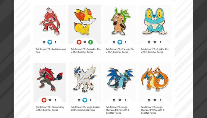 Pokémon: 'A Perfect Place for Your Pokémon Pins'