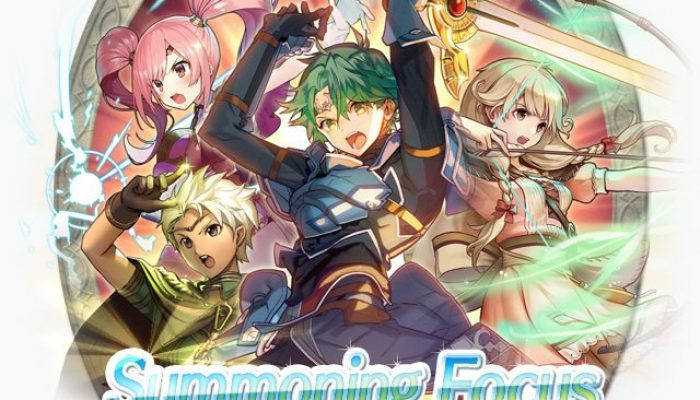 Alm, Faye, Mae and Boey are available in a Summoning Focus