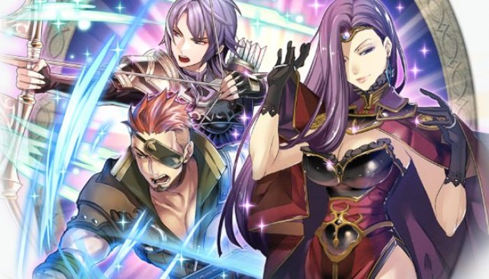 New Heroes from Fire Emblem Echoes now available in Fire Emblem Heroes