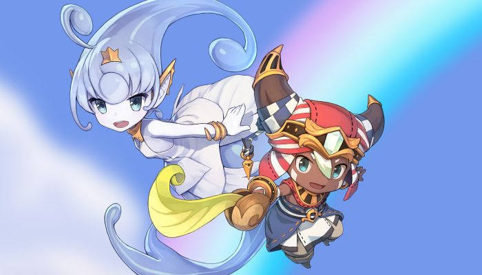NoE: 'In shops and on Nintendo eShop now: Ever Oasis'