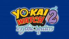 Yo-kai Watch 2 Psychic Specters