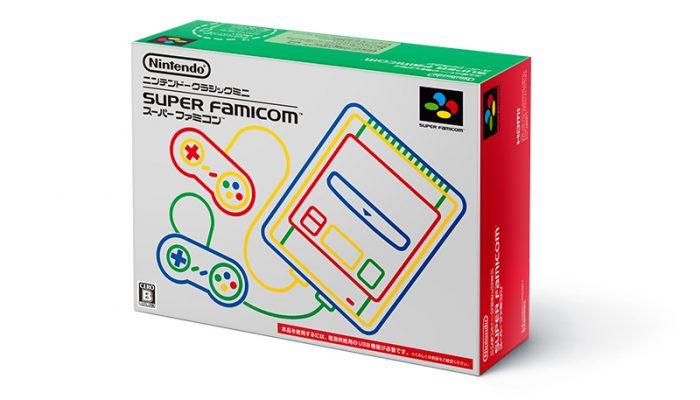 NCL: 'Nintendo Classic Mini: Super Famicom'