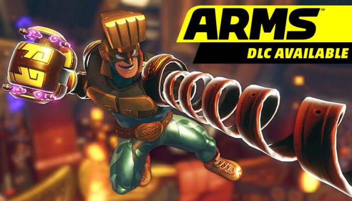 NoA: 'Max Brass joins the Arms roster'
