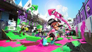 Media Create Top 50 Splatoon 2