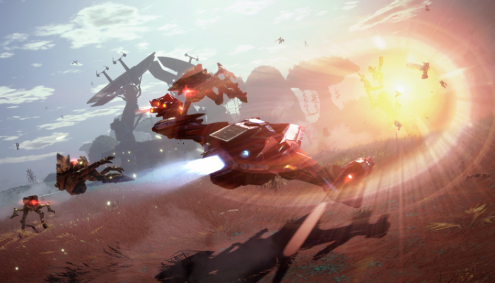 Nintendo UK: 'Interview – Video games and toy starships combine in Starlink: Battle for Atlas'