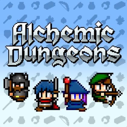 Nintendo eShop Downloads Europe Alchemic Dungeons