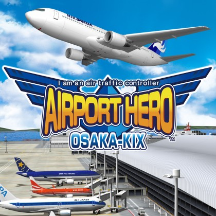 Nintendo eShop Downloads Europe I am an air traffic controller Airport Hero Osaka-KIX