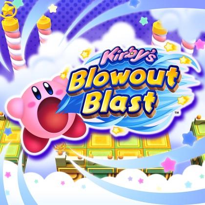 Nintendo eShop Downloads Europe Kirby's Blowout Blast