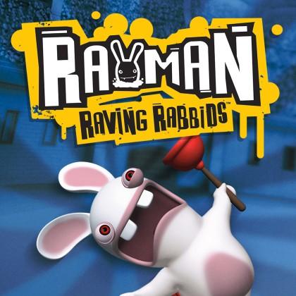 Nintendo eShop Downloads Europe Rayman Raving Rabbids