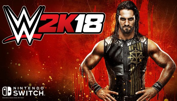 2K: 'WWE 2K18 Coming to Nintendo Switch'