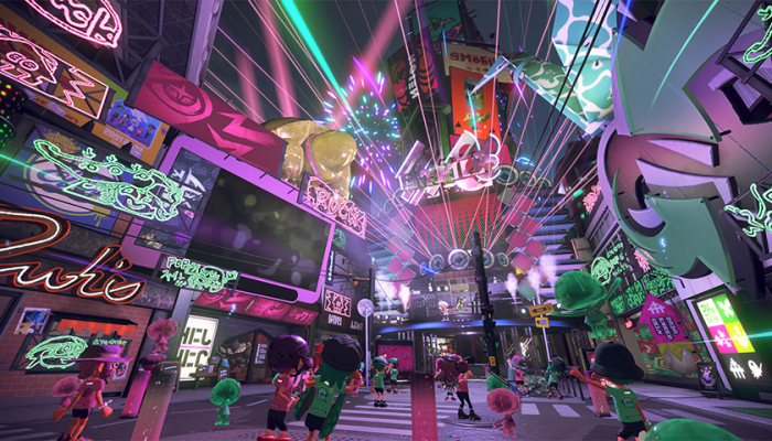 NoA: 'Splatoon 2 details revealed in the freshest Nintendo Direct yet'