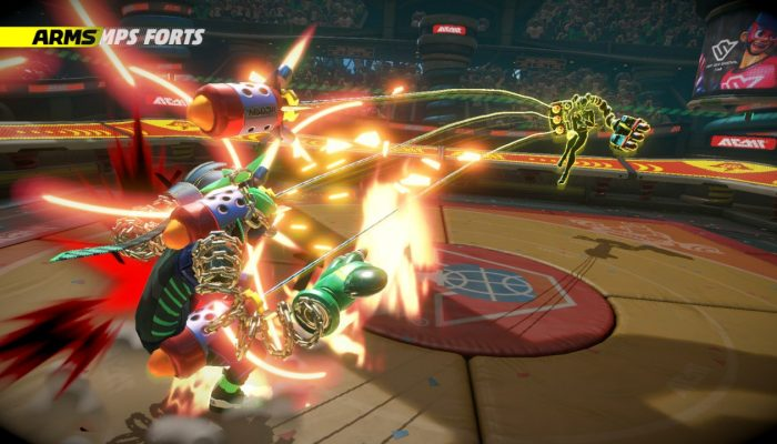 Details on Arms's 2.1 update
