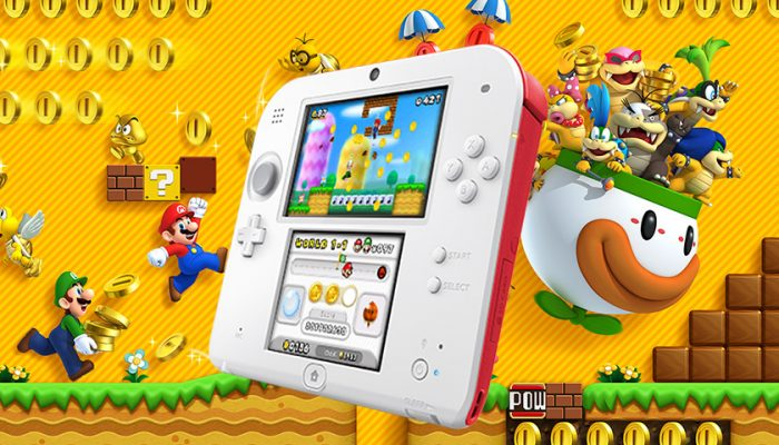 NoA: 'Keep your summer adventures going with the Nintendo 3DS family of systems'