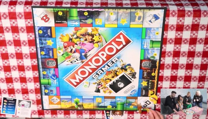 Nintendo Minute – Let's Play Monopoly Gamer