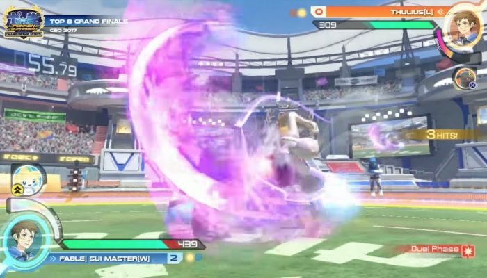 CEO 2017: Pokkén Tournament Grand Finals