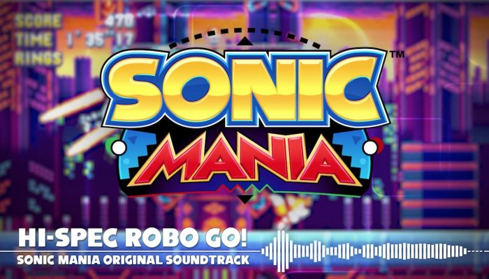 Sonic Mania – Theme of the Hard-Boiled Heavies
