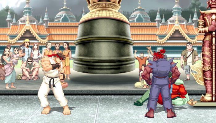 Ultra Street Fighter II – Japanese Shin Akuma Introduction Trailer