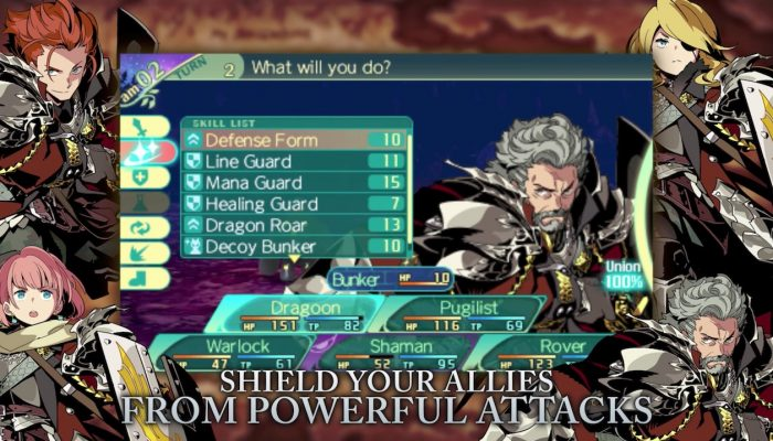 Etrian Odyssey V: Beyond the Myth – Dragoon Trailer
