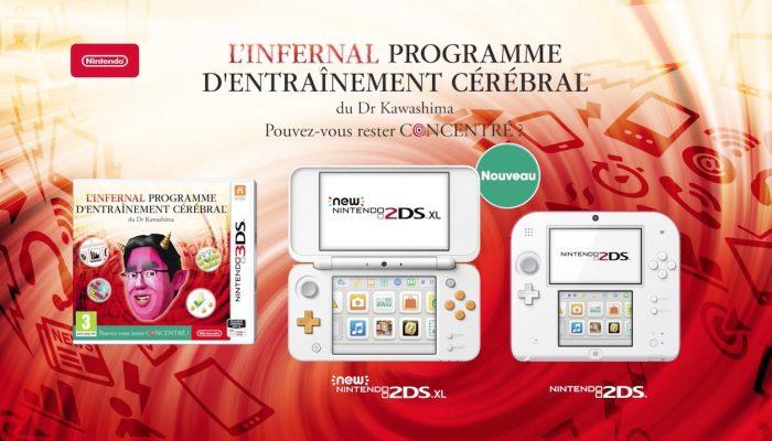 L'infernal programme d'entraînement cérébral du Dr Kawashima – Bande-annonce de lancement