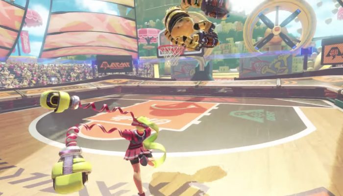 Arms – Fifth Japanese Commercial