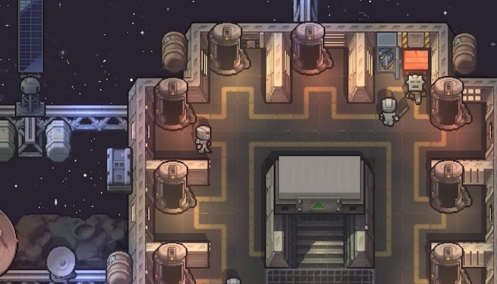 The Escapists 2 – Bande-annonce U.S.S. Anomaly