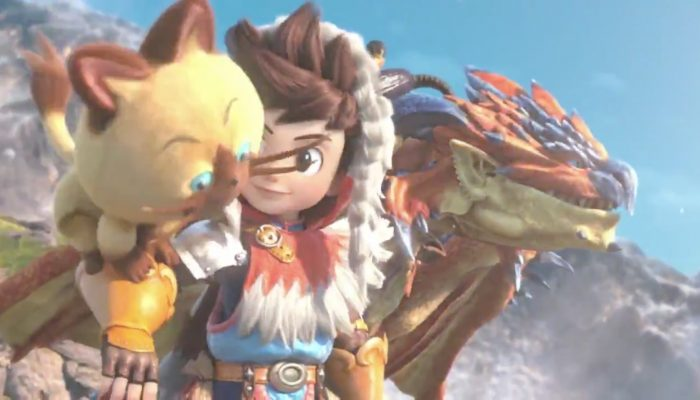 Monster Hunter Stories launches September 8 in the West