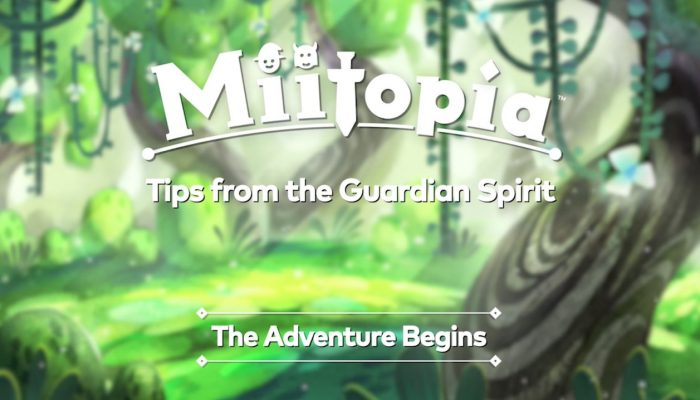 Miitopia – Tips from the Guardian Spirit: Your Adventure Begins