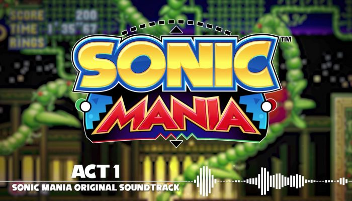 Sonic Mania – Stardust Speedway Zone Act 1 OST