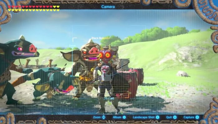 The Legend of Zelda : Breath of The Wild – Le pack de DLC 1 mettra vos nerfs à rude épreuve